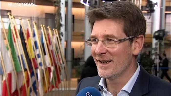 News video: The Brief from Brussels: EU-Parlament schlägt Alarm in Sachen Klima