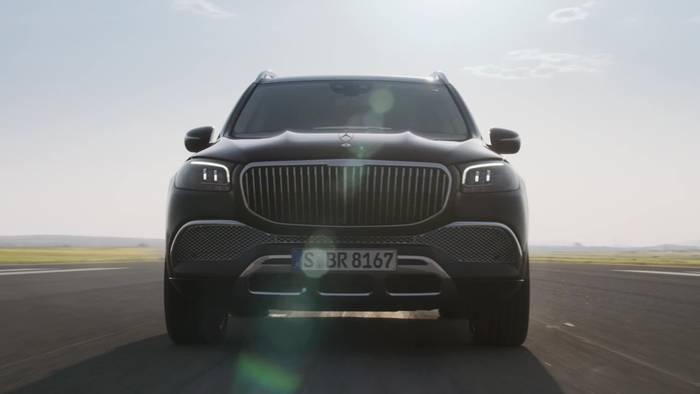 Video: Der Mercedes-Maybach GLS - Die Produktion - Kompetenz für das Besondere