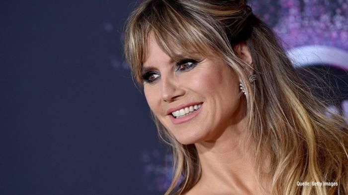 News video: Heidi Klum verrät intimes Detail über ihr Liebesleben mit Tom