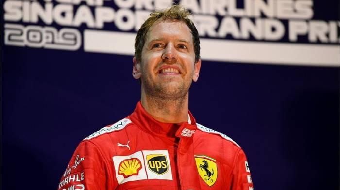 News video: Es ist ein Junge! Sebastian Vettel wird zum dritten Mal Vater