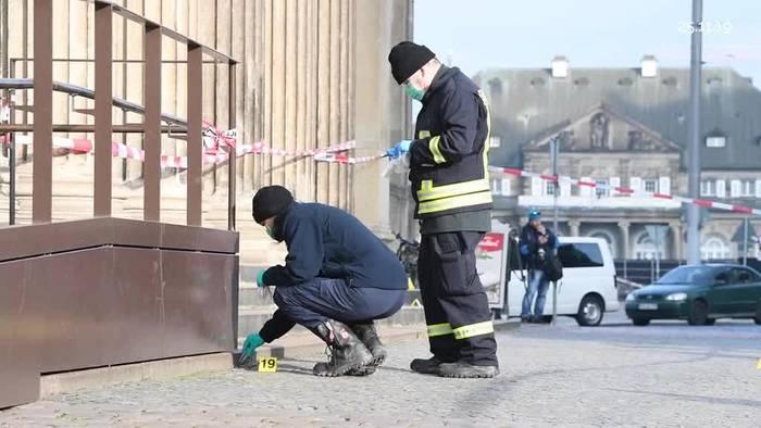 News video: Diebstahl in Dresden: 500 000 Euro Belohnung für Hinweise