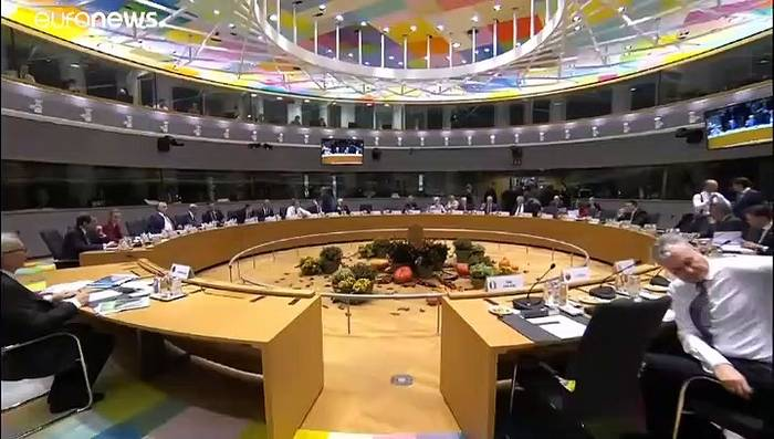 News video: Machtwechsel in Brüssel - Charles Michel wird neuer EU-Ratspräsident