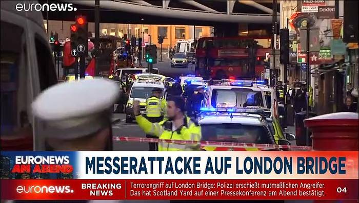 News video: Euronews am Abend vom 29.11.2019