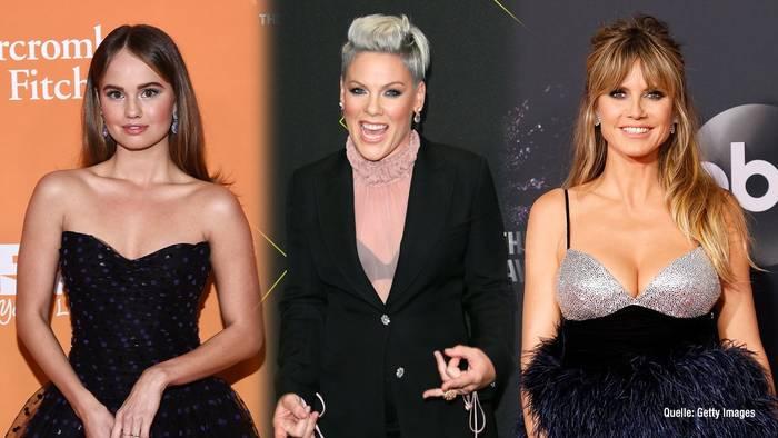 News video: Thanksgiving: So verbrachten Stars wie Debby Ryan und Pink den Tag