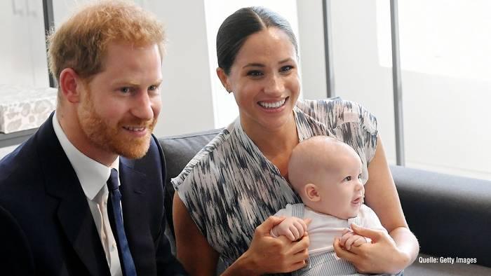 News video: Herzogin Meghan: Bekommt sie ihr zweites Kind in den USA?