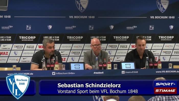 Video: Das sagen Trainer und Manager zu möglichen Wintertransfers beim VFL Bochum