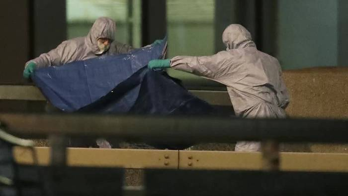Video: Zwei Tote bei Messerattacke in London