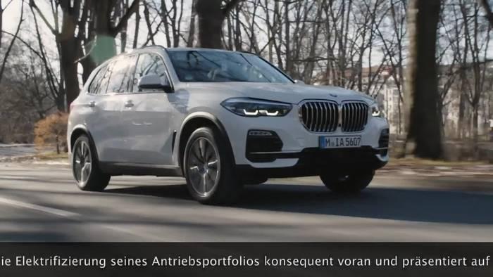 Video: BMW Plug-in-Hybrid-Modelle - Viele Vorteile im alltäglichen Einsatz