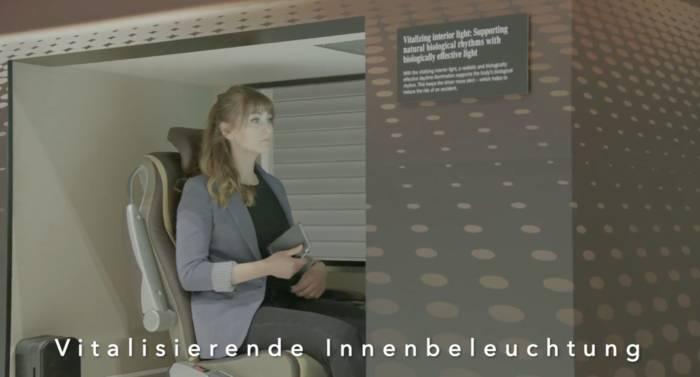 Video: Mercedes-Benz ESF 2019 TecDay - Vitalisierende Innenbeleuchtung