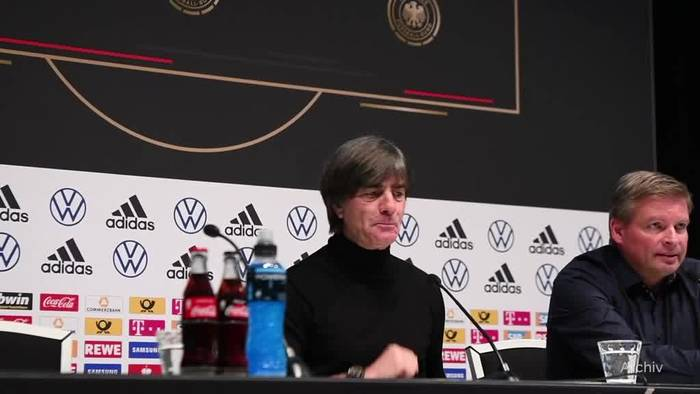 Video: EM-Gruppenauslosung: DFB-Elf drohen Frankreich und Portugal