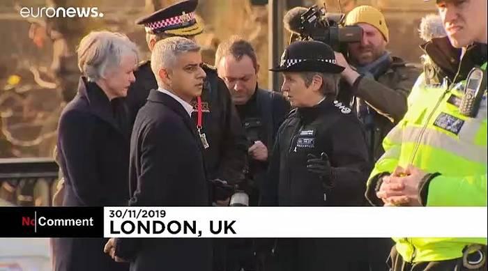 Video: Spurensuche nach Terrorattacke im Herzen Londons