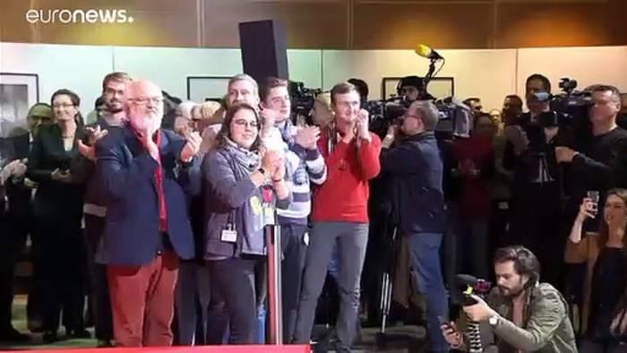 News video: Nach Wahl des SPD-Spitzenduos: So steht es derzeit um die Regierung