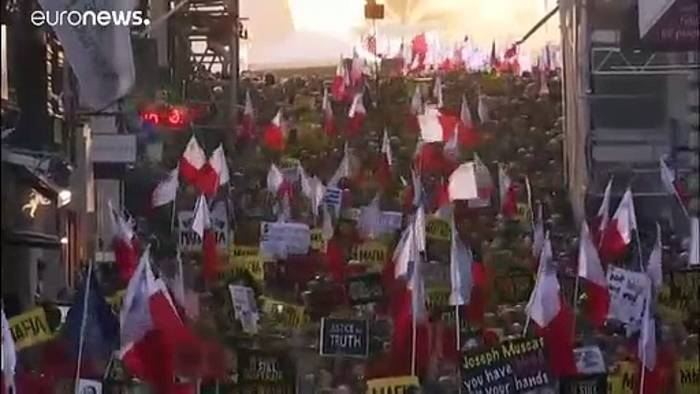 Video: Nach Druck der Proteste: Maltas Regierungschef kündigt Rücktritt an