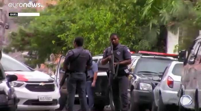News video: Tote bei Massenpanik in Sao Paolo
