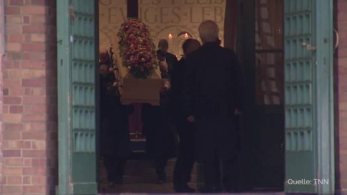 Video: Fritz von Weizsäcker beigesetzt - Große Anteilnahme