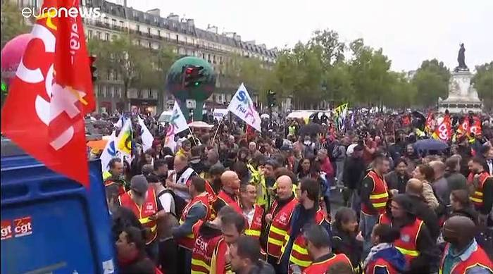 Video: Frankreichs Rentenreform: Aus 42 mach eins