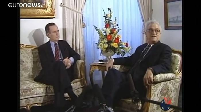 News video: Vor 30 Jahren wurde der Kalte Krieg für beendet erklärt