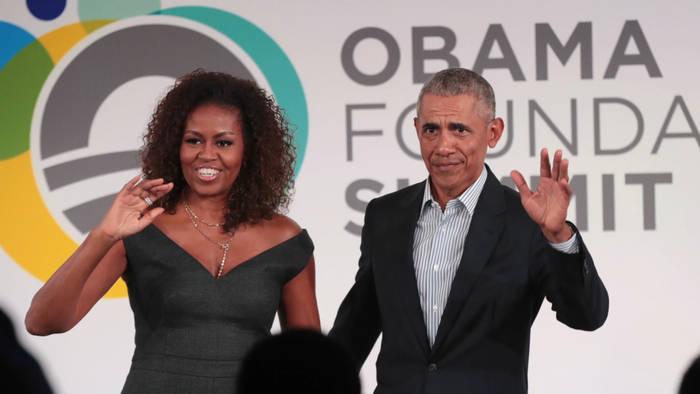 Video: Julia Roberts und Michelle Obama: Pretty Woman und First Lady helfen Mädchen weltweit