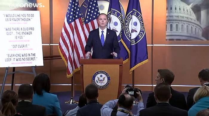 News video: Geheimdienst-Ausschuss findet