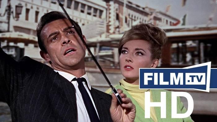 News video: James Bond 007 - Liebesgrüße Aus Moskau Trailer Deutsch German (1963)