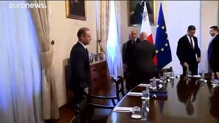 News video: EU: Immer mehr Zweifel an Maltas Regierungschef im Mordfall Caruana Galizia