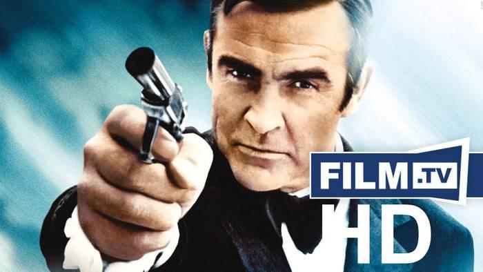 News video: James Bond 007 - Diamantenfieber Trailer Deutsch German (1971)