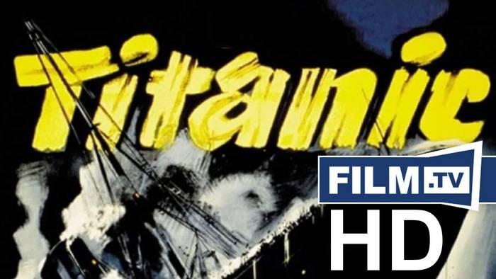 News video: Titanic Trailer Deutsch German (1950)