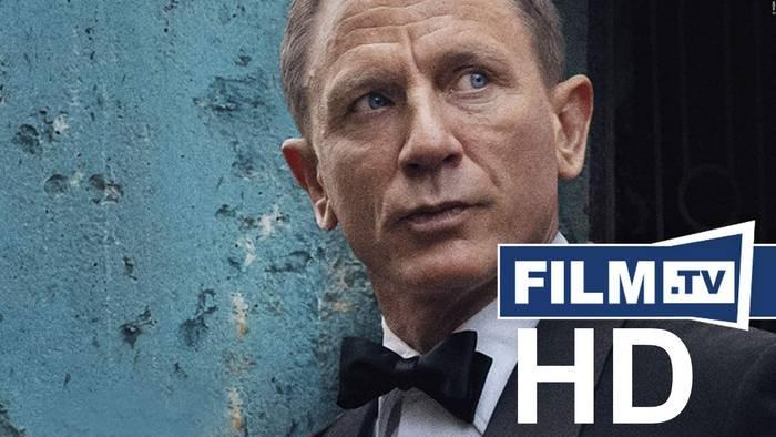 Video: James Bond 007: Keine Zeit Zu Sterben Trailer Deutsch German (2020)