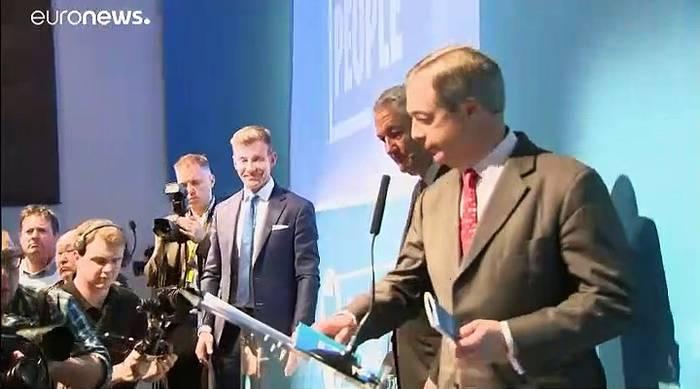 News video: Die Außenseiter: Farage, Liberaldemokraten und Co.