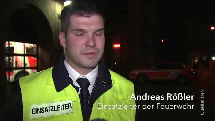 Video: Leipzig: Tausende Menschen nach Bombenfund evakuiert