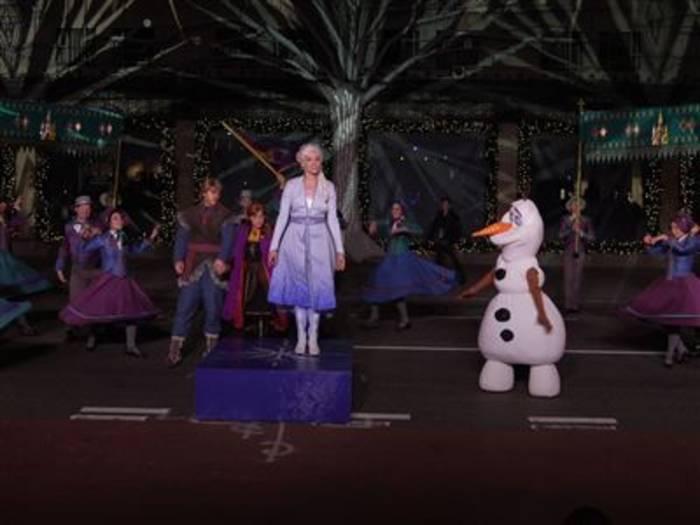 News video: Fans von 'Die Eiskönigin' aufgepasst!