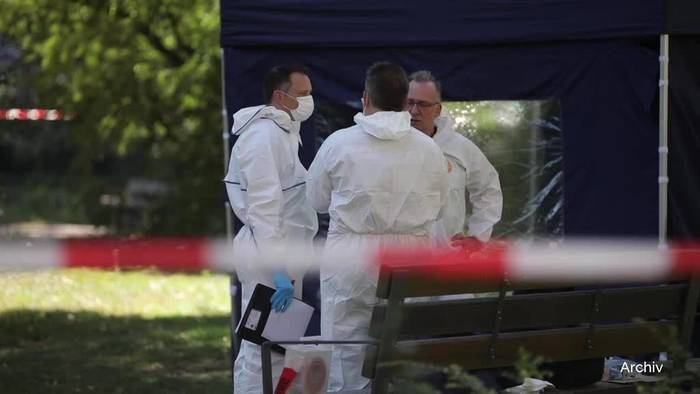 News video: Mord an Georgier in Berlin führt zu diplomatischer Krise