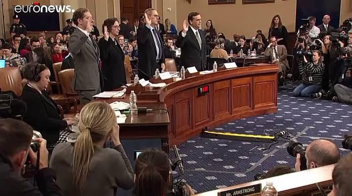 News video: Trump: Mehrere Rechtsexperten für Amtsenthebungsverfahren