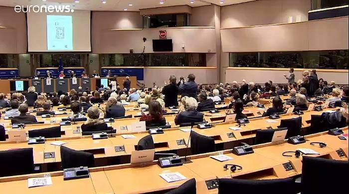 Video: Europäische Buchpreise an Jonathan Coe und Laurent Gaudé
