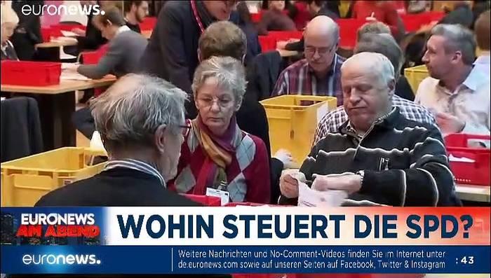 News video: Euronews am Abend | Die Nachrichten vom 05.12.2019