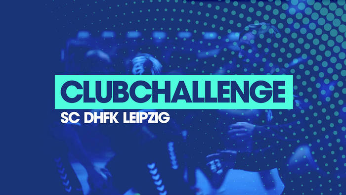 News video: Der SC DHfK Leipzig in der legendären Clubchallenge