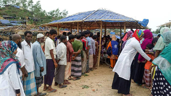 Video: Oxfam: Jährlich 20 Millionen Flüchtlinge durch Klimakatastrophen