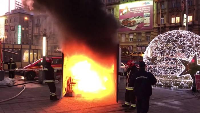 News video: Eindrucksvolle Demonstrationen der Feuerwehr zum Brandschutz!