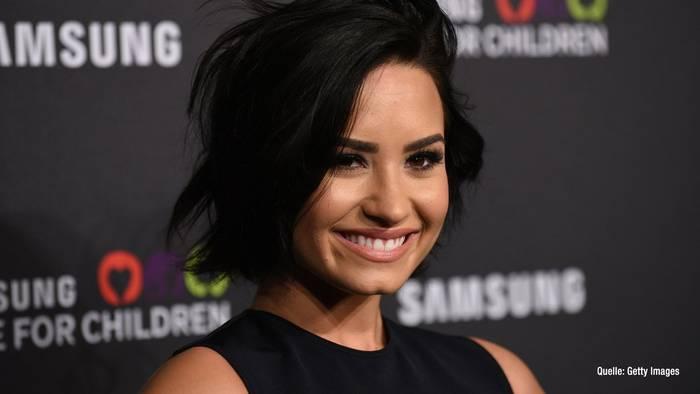 News video: Demi Lovato kündigt neue Musik an