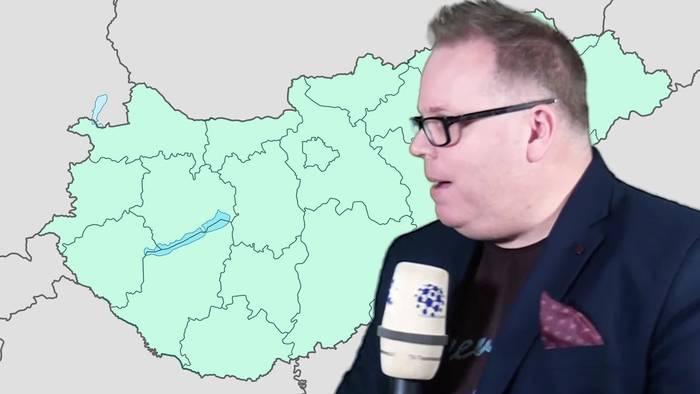 Video: Reisewetter für das Wochenende: Ungarn