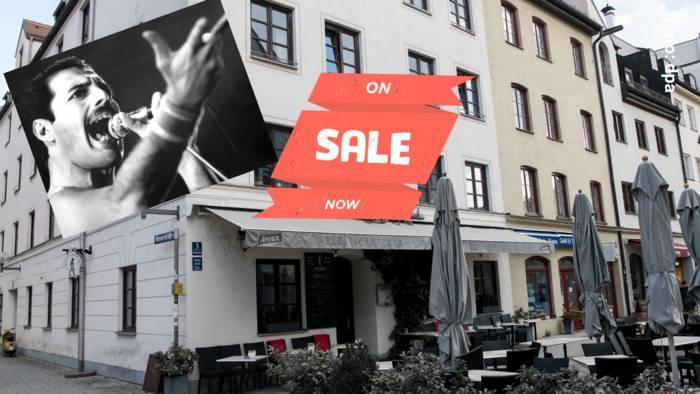 Video: Liebesnest von Weltstar Freddie Mercury steht zum Verkauf