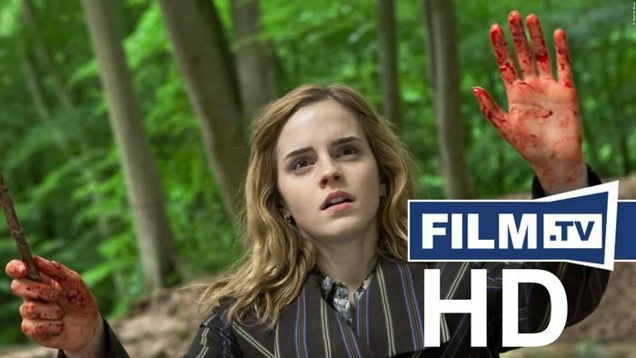 News video: Harry Potter Und Die Heiligtümer Des Todes - Teil 1 Trailer Deutsch German (2010)