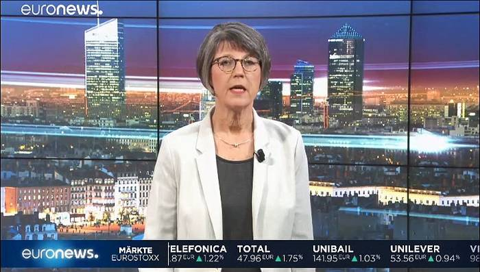 News video: Euronews am Abend | Die Nachrichten vom 06.12.2019