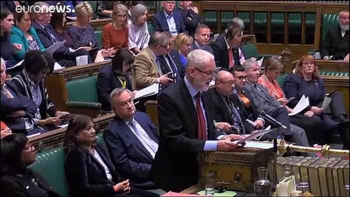 Video: Jeremy Corbyn: Altlinker zwischen
