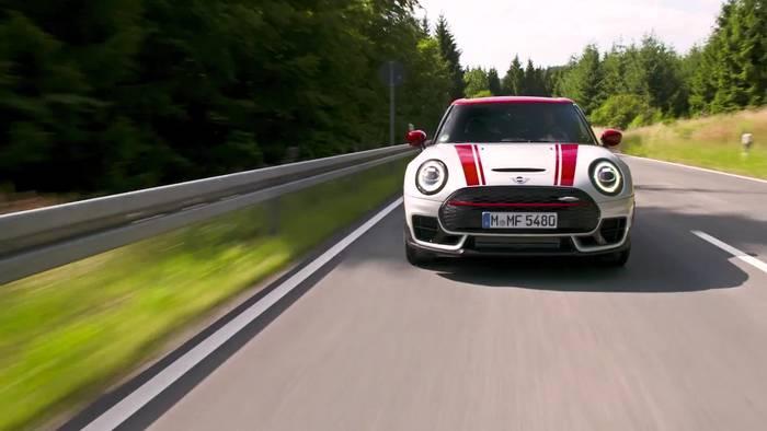 "News video: Der MINI John Cooper Works siegt beim ""sport auto"" Award 2019"
