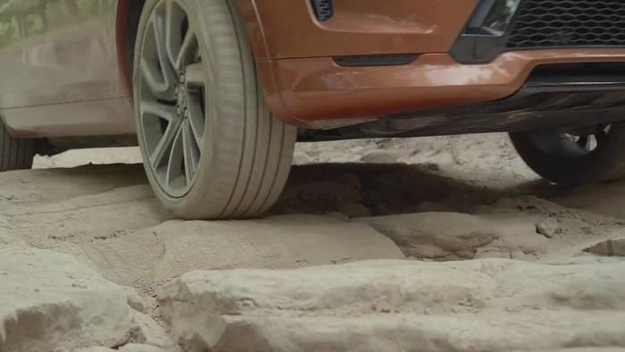 Video: Der neue Land Rover Discovery Sport startet in Deutschland
