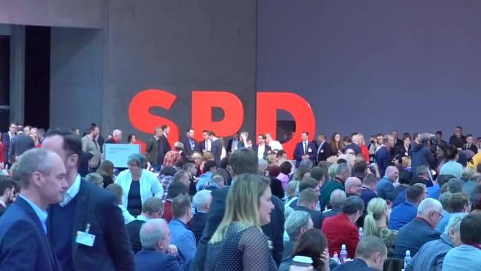 News video: Esken und Walter-Borjans neue SPD-Vorsitzende