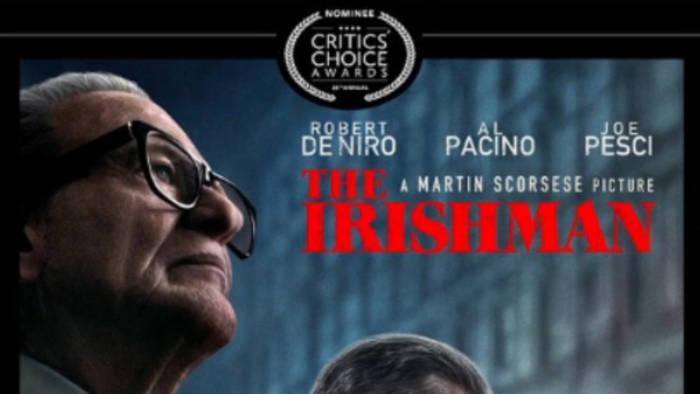 News video: Critics Choice Awards: Oscar-Omen für 'The Irishman'