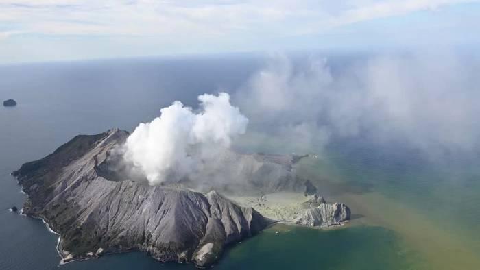 News video: Mindestens fünf Tote bei Vulkanausbruch in Neuseeland