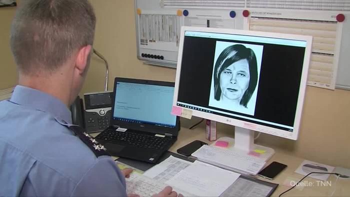 News video: Babyleichen: Polizei sucht Frau mit Phantombild